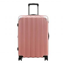 미치코런던 리라2 핑크 20 확장형 캐리어 여행가방