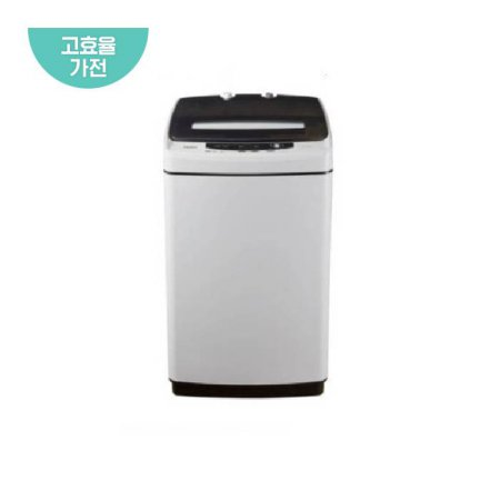 HWM60HG 일반세탁기[6KG/세이프티락/8가지 코스/폴딩도어/반영구 에코필터]