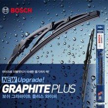 보쉬그라파이트플러스/클리어비전 와이퍼 450mm_02A046