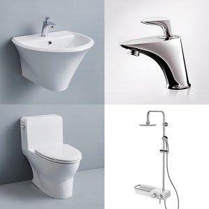 욕실리모델링 부분시공상품 로얄 L