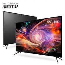 139cm UHD TV / EN-SL550U / 스탠드설치무료