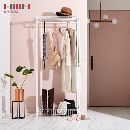 [한샘]데이즈 드레스룸 행거 750형-행거형