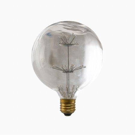 LED 눈꽃 전구 G125 2W