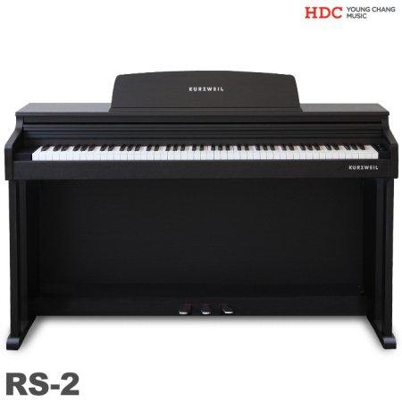 [36개월 무이자][착불 3.5만] RS2 / RS-2 전자디지털피아노 로즈우드
