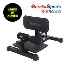 유레카스포츠스쿼트머신 국네제작 홈쇼핑힛트상품_블랙