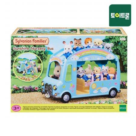 [공식] 5317 무지개 유치원 2층 버스