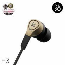 [정품] 베오플레이 H3 Champagne 인이어 유선 이어폰 블랙 (Black)