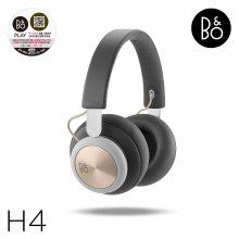 [정품] 베오플레이 (Beoplay) H4 무선 헤드폰 차콜 그레이 (Charcoal Grey)