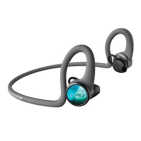 플랜트로닉스 백비트 핏 2100 넥밴드형 블루투스 이어폰[그레이][BACKBEAT FIT 2100]