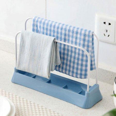 스칸 주방용품 거치대 블루