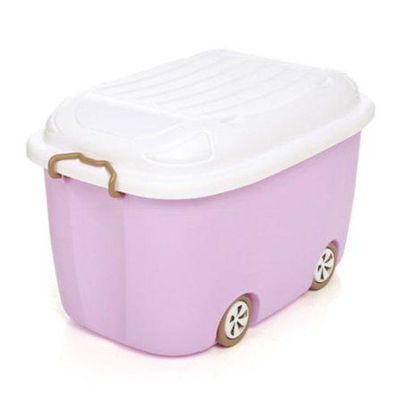 씽씽 장난감 수납함 L 핑크