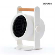 PTC 히터 컴팩트 온풍기 V9 (S)