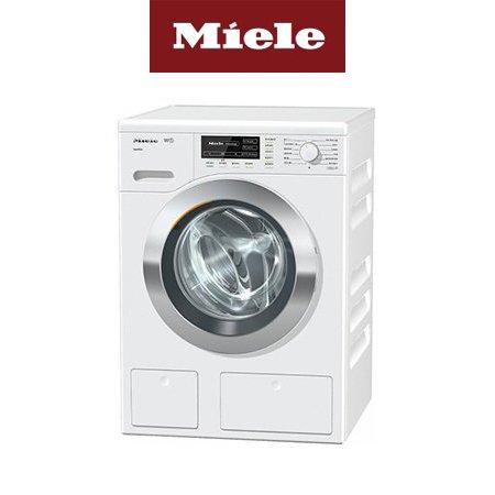 독일 최고급 프리미엄 드럼세탁기 WKG120 [10KG/트윈도스/캡슐세제자동투입/얼룩옵션/누수보호시스템/화이트]
