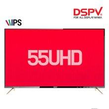 139cm UHD TV / K5500UL [택배기사배송 자가설치]