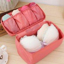 여행용속옷가방 소품케이스 워시백 정리백 파우치가방 네이비