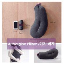 (알로카코)(정품) 가지베개 (휴대용 수면베개)(1C466F)