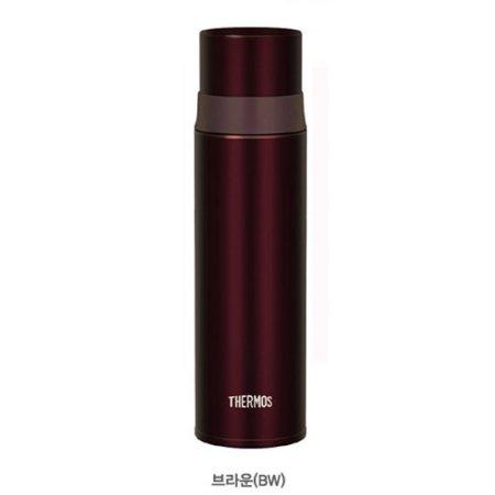 보온병컵뚜껑 FFM-500 -브라운