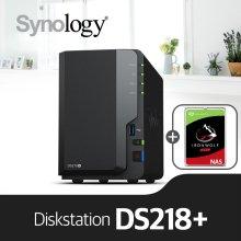 [3/6 이후 출고예정] [에이블] DS218+ [시게이트 아이언울프 4TBx1]/NAS전용HDD