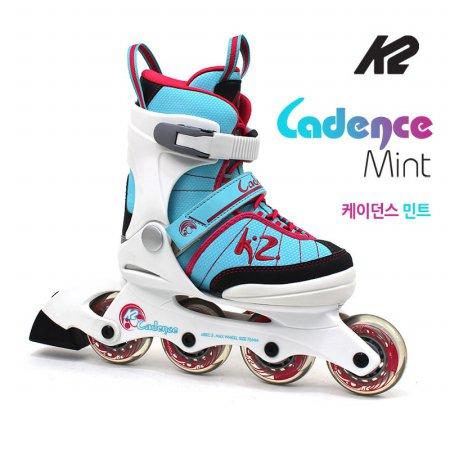 K2 정품 19년 케이던스 블루핑크 5단계조절 인라인