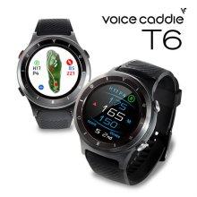 보이스캐디 T6 GPS 시계형 골프 거리측정기/필드용품 거리측정기 T6