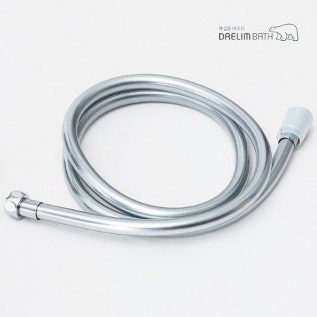 디클린 PVC 샤워호스 (그레이) 2M