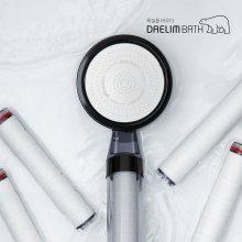 디클린 녹물염소제거 필터 샤워기