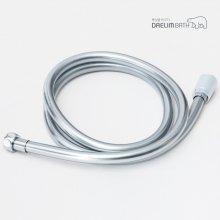 디클린 PVC 샤워호스 (그레이) 1.5M
