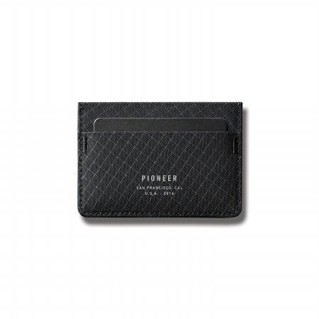 MOLECULE CARD WALLET 몰리큘 카드 월렛 - 오닉스