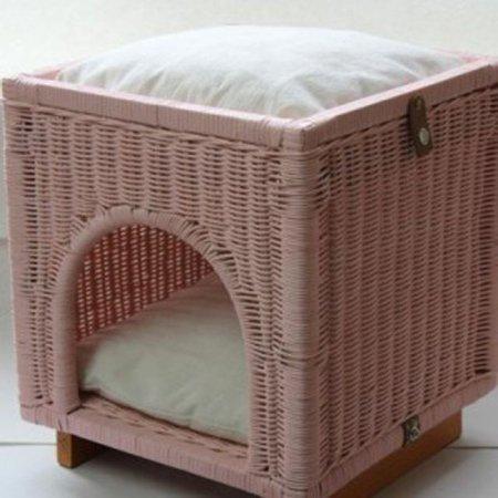 신시어재팬등나무큐브하우스SC47-핑크(21218E)