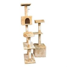 주상복합 캣타워 고양이타워 고양이집(1B621B)