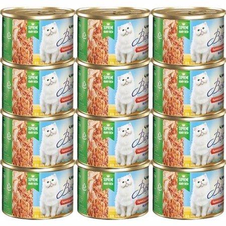 비스트로캔 160g 흰살참치와 닭안심 12개세트(19DCDB)