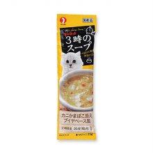 3시의 수프 게맛살 부야베스 파우치 (25gx4개입)(2A13E5)