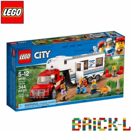 레고 60182 시티 픽업트럭과 캐러밴 BR