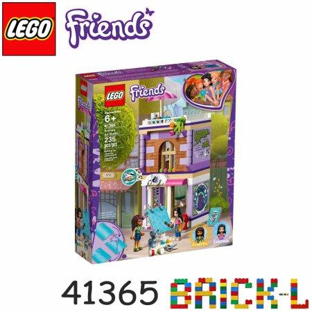 레고 41365 프렌즈 엠마의 아트 스튜디오 BR