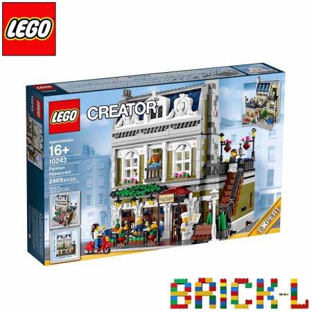 레고 10243 크리에이터 파리의 레스토랑 BR