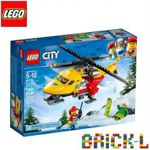 레고 60179 시티 구급 헬리콥터 BR