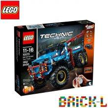 레고 42070 테크닉 6x6 견인트럭 BR