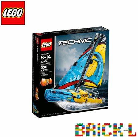 레고 42074 테크닉 레이싱 요트 BR