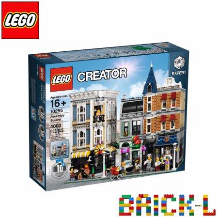 레고 10255 크리에이터 어셈블리 스퀘어 BR
