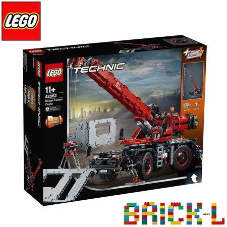 레고 42082 테크닉 험지용 크레인 BR