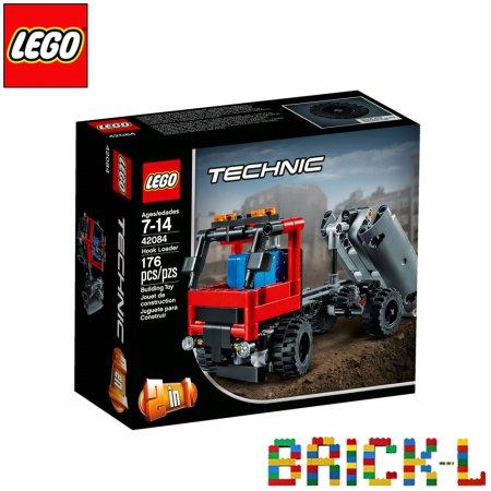 레고 42084 테크닉 후크 로더 BR