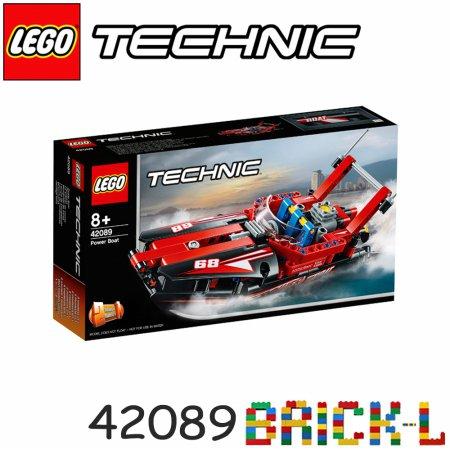 레고 42089 테크닉 파워 보트 BR