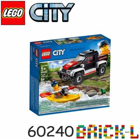 레고 60240 시티 카약 모험 BR