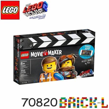 [L.POINT 3,000점]레고 70820 레고무비 레고 무비 메이커 BR