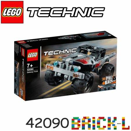 레고 42090 테크닉 도주 트럭 BR