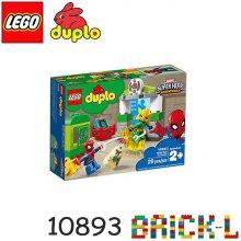 레고 10893 듀플로 스파이더맨 대 일렉트로 BR