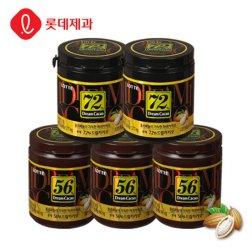 드림카카오 2종(56%/72%) 86gx5개