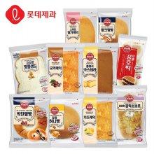 롯데제과인기 빵 꼬마 꿀호떡 120gX10개