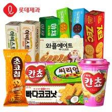 비스켓 롯데샌드 오리지널105GX8개