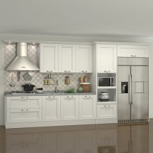 i시에나_R(키큰장+냉장고장형/ㅡ자형/3.8m초과∼4.2m이하) 시에나 화이트